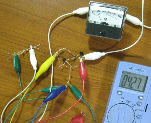 電流 制限 回路